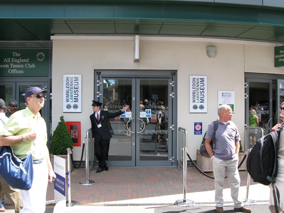 Wimbledon Lawn Tennis Museum & Tour Tickets