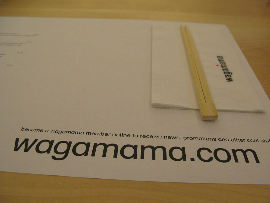 Wagamama Wigmore Street London Restaurants South East