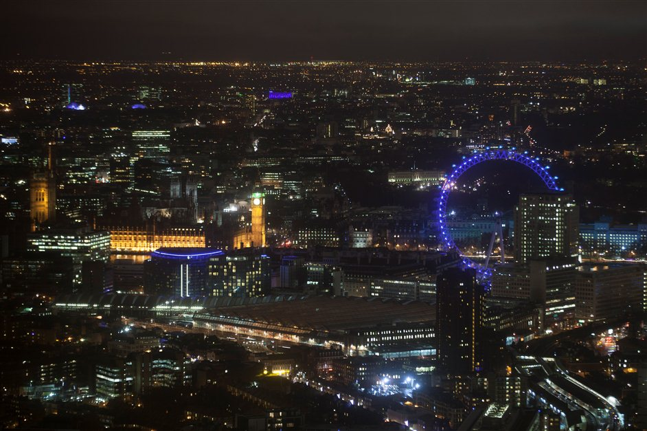 The View From The Shard Tickets - � The View from The Shard