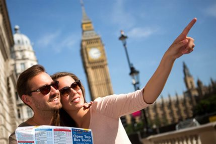 Hop on Hop off London Bus Tour - 24 Hour Ticket