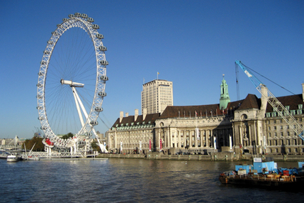 The Total London Experience Coach Tour - EDF Energy London Eye